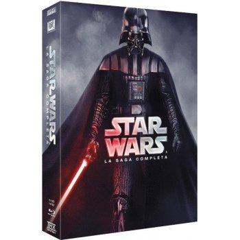 Pack Star Wars. La Saga Completa - Blu-Ray