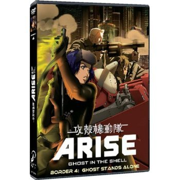 Arise 4. Ghos Stands Alone (Ghost in the Shell)