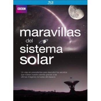 Maravillas del sistema solar (Formato Blu-Ray)
