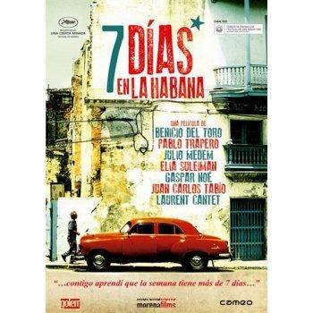 7 días en La Habana (Formato Blu-Ray)