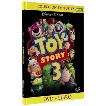 Toy Story 3 + Libro - Exclusiva Fnac