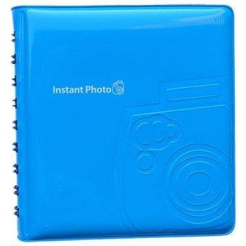 Álbum Fujifilm Azul para Instax Mini