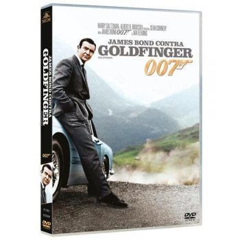 007: James Bond contra Goldfinger - DVD