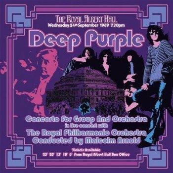 Concerto For Group And Orchestra. Directo Royal Albert Hall. (Edición vinilo)
