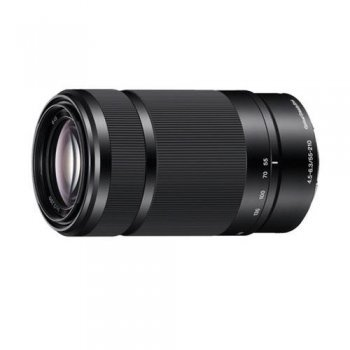 Objetivo Sony SEL-55-210 F4.5-6.3 Black