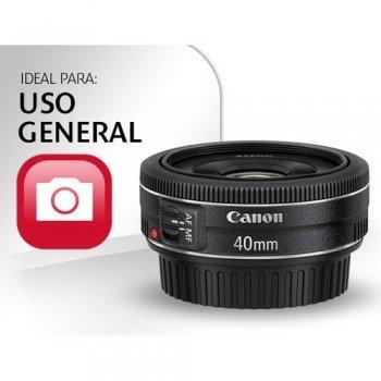 Objetivo Canon 40mm f2.8 EF STM