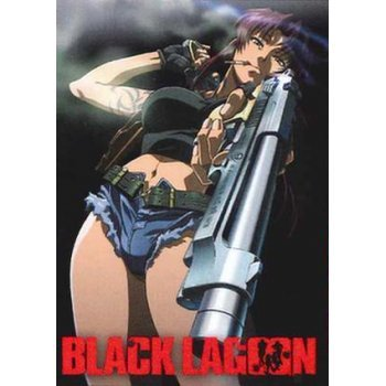 Black Lagoon - Serie Completa - DVD