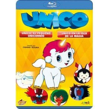 Pack Único: Único, el pequeño unicornio + Único en la isla de la magia (Formato Blu-Ray)