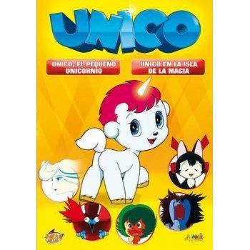 Pack Único: Único, el pequeño unicorni + Único en la isla de la magia