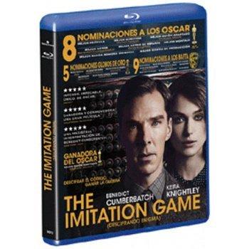 The imitation game  (Descifrando Enigma) (Formato Blu-Ray)
