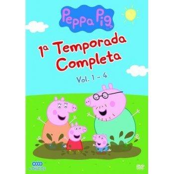 Pack Peppa Pig (1ª Temporada)