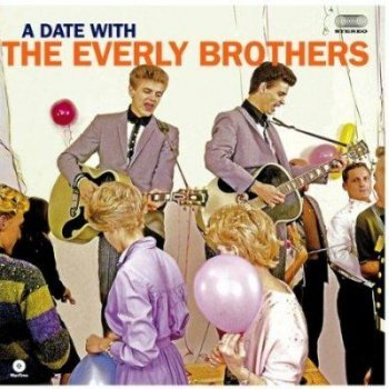 A Date With The Everly Brothers (Edición vinilo)