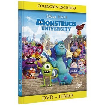 Monstruos University + Libro - Exclusiva Fnac