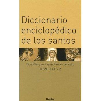 Diccionario enciclopédico de los sa