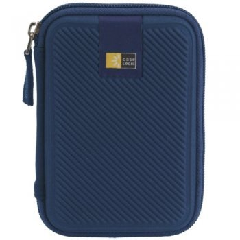 Case logic EHDC101B color azul Funda disco duro portátil
