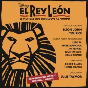 El Rey León: El musical