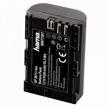 Hama 77387 Bateria para Canon LP-E6