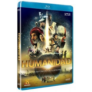 Pack La humanidad: La historia de todos nosotros (Formato Blu-Ray)