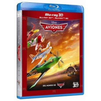 Aviones (Formato Blu-Ray 3D + 2D)