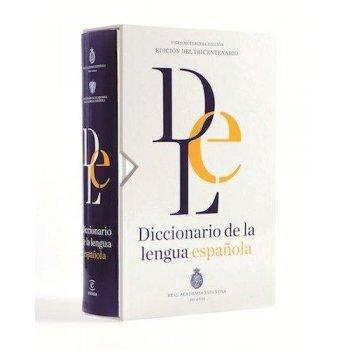 Diccionario de la lengua española. Vigésimotercera edición