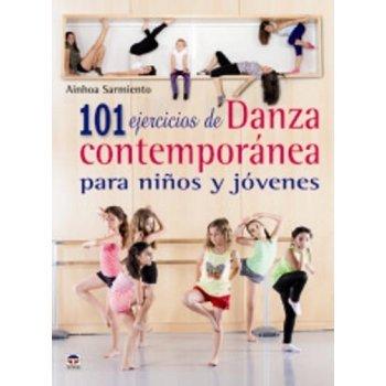 101 ejercicios de danza contemporánea