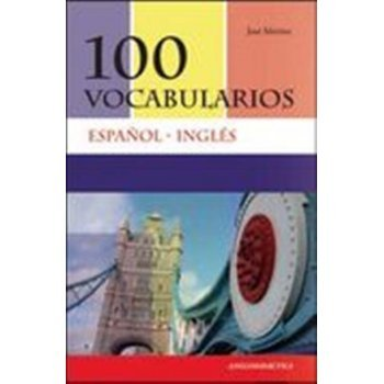 100 vocabularios español-inglés