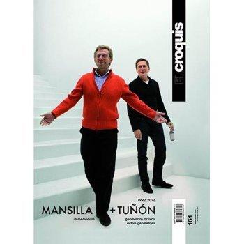 Revista croquis 161 Mansilla