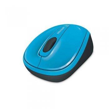 Ratón inalámbrico Microsoft 3500 Azul