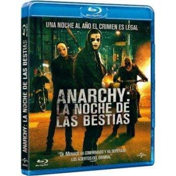 Anarchy: La noche de las bestias (Formato Blu-Ray)