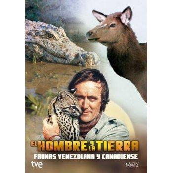 Pack El hombre y la Tierra: Fauna venezolana y canadiense