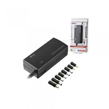 Trust Plug&Go 125W Cargador para portátiles