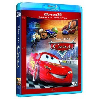 Cars (Formato Blu-Ray 3D + 2D)