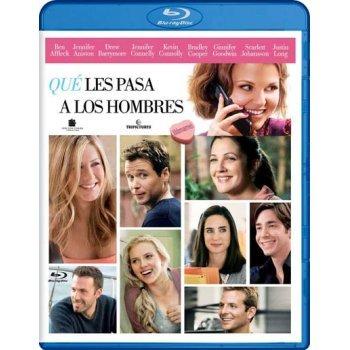 Qué les pasa a los hombres (Formato Blu-Ray)