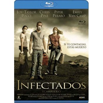 Infectados (Carriers) (Formato Blu-Ray)