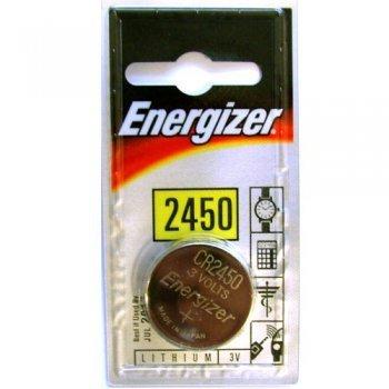 Energizer Pila de Litio CR 2450