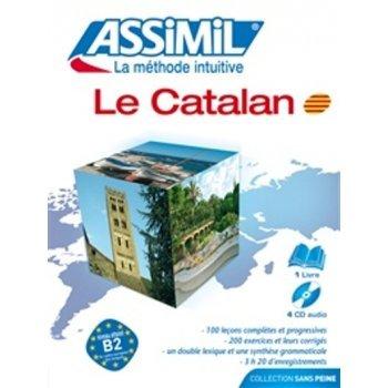 Pack Le Catalan. 1 livre + 4 Cd Audio