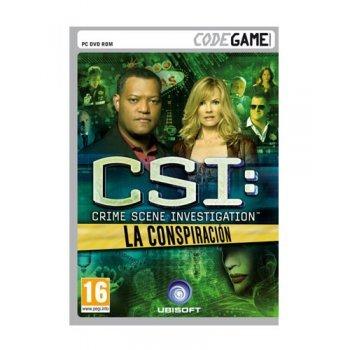 CSI La Conspiración PC