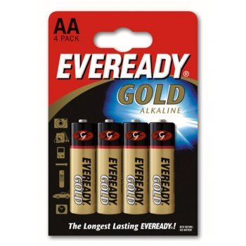 Energizer - Eveready pack 4 pilas AA r06 (12)