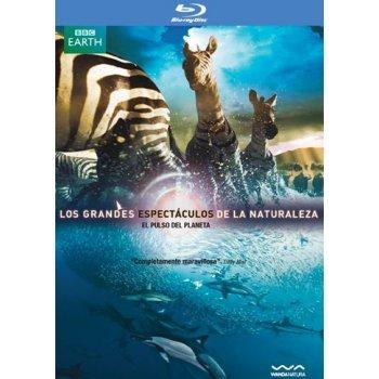 Los grandes espectáculos de la naturaleza (Formato Blu-Ray)