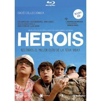 Herois (Formato Blu-Ray + DVD)