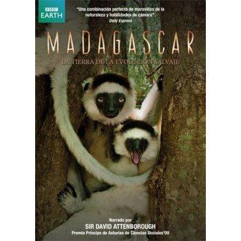 Madagascar. La tierra