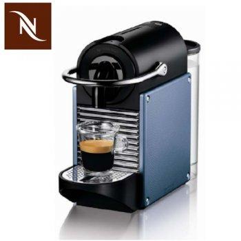 Cafetera Nespresso De'Longhi Pixie EN 125.S Plata