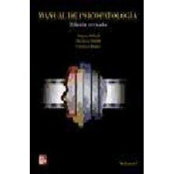 Manual de psicopatología vol. 1