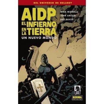 AIDP 15. El infierno en la Tierra 1