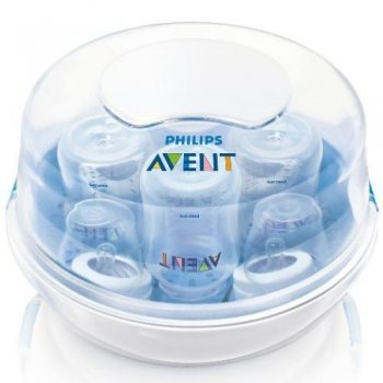 Philips Avent Esterilizador a Vapor de Microondas