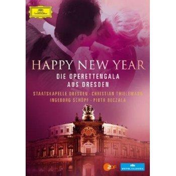 Happy New Year: Die Operettengala aus Dresden 2013