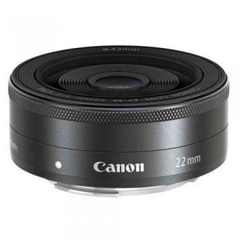 Canon EF-M22 F/2 STM Objetivo Pancake