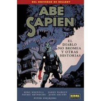 Abe sapiens 2 El diablo no bromea y otras historias