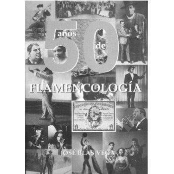 50 años de Flamencología + Libro