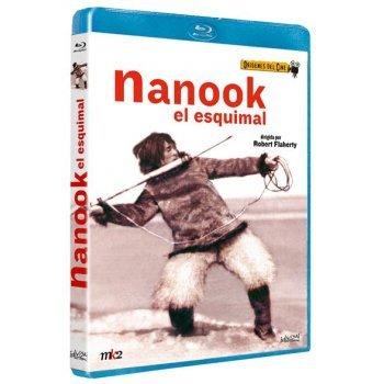 Nanook, el esquimal (Formato Blu-Ray)